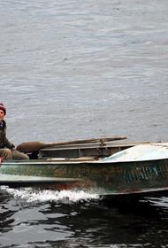 Жители Хабаровского края жалуются на отсутствие рыбы в Амуре