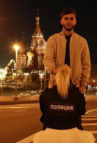 Задержанный за провокационную фотосессию в центре столицы блогер извинился