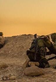 Глобальное наступление на армию террора. Российская ЧВК развертывает силы в пустыне