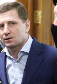 Сергея Фургала оставили в СИЗО до 7 декабря