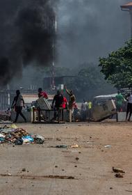 В Гвинее может установиться военная диктатура
