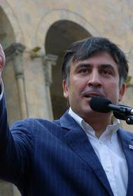 Саакашвили вернулся в Грузию спустя восемь лет