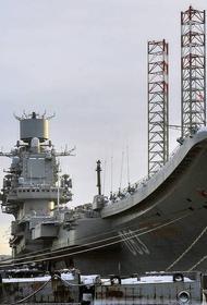 Единственный российский авианосец «Адмирал Кузнецов» преследует плохая карма ещё со времён его проектирования