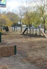 В Челябинске появилась площадка для выгула собак