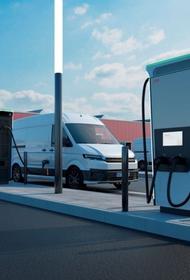 В Швейцарии создали самую мощную зарядную станцию — она полностью заряжает любой электромобиль за 15 минут