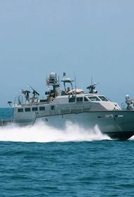 США поставят Украине шесть или восемь патрульных катеров Mark VI