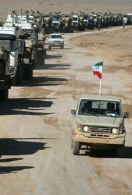 Появилась уточняющая информация о составе иранских сил, сосредоточенных у границы с Азербайджаном