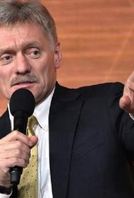 Песков: Кремль не одобряет задержание белорусского журналиста Можейко, если это связано с его работой