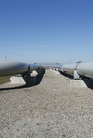 Компания «Газпром» начала процедуру по заполнению газом «Северного потока — 2»