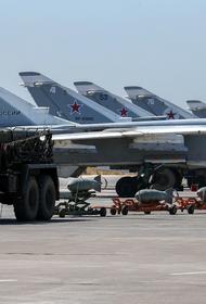 Сайт Avia.pro: к атаке дронов боевиков на российскую базу в сирийском Хмеймиме мог быть причастен американский самолет-шпион