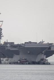Баранец: российский гиперзвуковой «Циркон» «может превратить авианосец США в гигантское братское кладбище на дне Мирового океана»