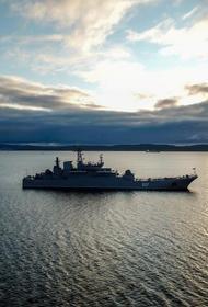 Baijiahao: «Новость о маневрах российского флота в море Лаптевых вызвала панику в США»