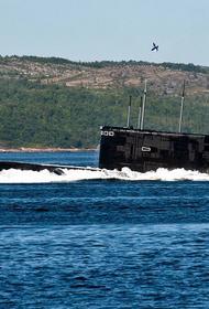 Российские подлодки «Варшавянка» на вооружении Алжира устроили погоню за израильской субмариной в Средиземном море