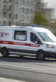 На ТТК в Москве произошла авария с шестью автомобилями