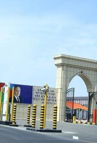 Иран перебросил войска к границе с Азербайджаном и провёл серию военных учений