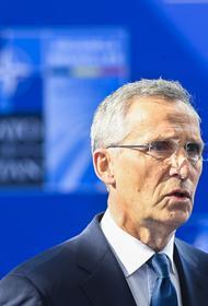 Столтенберг сообщил об обсуждении с Байденом вступление Украины и Грузии в НАТО