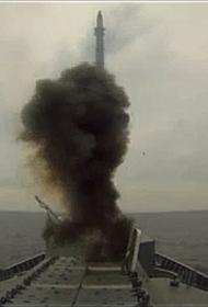 Корвет ТОФ РФ провёл боевые стрельбы из систем ПРО по крылатым ракетам условного противника