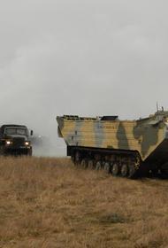 Военные инженеры 22-го армейского корпуса подготовили район противодесантной обороны в Крыму