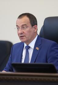Юрий Бурлачко поздравил педагогов с профессиональным праздником
