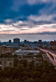 В Москве зарегистрирован пятый подряд рекорд атмосферного давления