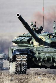 В Калининградскую область направлены новые танки