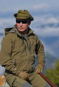 Ростуризм разработает маршрут по местам отдыха Владимира Путина