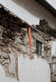 В результате землетрясения в Пакистане погибли 20 человек