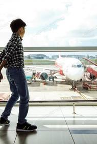 В России МВД утвердило новые правила для вывоза детей за границу