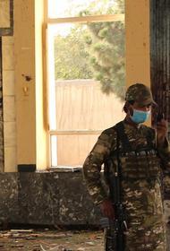 Талибы пообещали наказать виновных за взрыв в афганской мечети