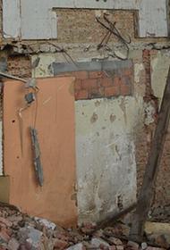 Глава МВД Грузии заявил, что в Батуми, предположительно, обнаружили тело погибшего в результате обрушения части дома