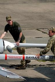 Ресурс Flightradar24 опубликовал ложную информацию о «пролете» украинского Bayraktar TB2 над российским Крымом