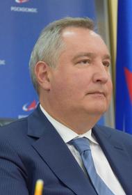 Гендиректор Роскосмоса Рогозин заявил, что спутники Маска будут задействовать в военных целях