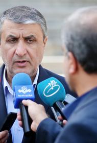 У Тегерана есть в наличии 120 кг обогащённого до 20% урана