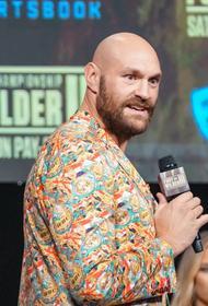 Фьюри защитил чемпионский пояс WBC, нокаутировав Уайлдера