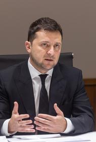 Зеленский провел с Макроном и Меркель переговоры по подготовке к саммиту в «нормандском формате»