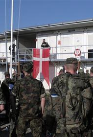Российская группа военных инспекторов осмотрит объекты ВС  Дании
