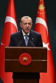Генерал-майор Тристан Цителашвили: «Эрдоган начинает гибридную войну против России с помощью НАТО»