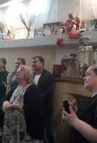 В Сочи провели акцию в рамках проекта Школа культурного форума