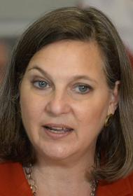Нуланд назвала переговоры с Козаком по Украине и минским соглашениям продуктивными