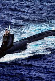 На ремонт повреждённой близ Китая атомной подлодки США потребуется несколько лет