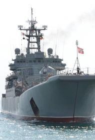 Avia.pro: после турецких обвинений России по Сирии Москва отправила в арабскую республику корабль, груженный бронетехникой