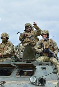 Политолог Третьяков предрек войну между Россией и Украиной в случае массированного вторжения ВСУ в республики Донбасса