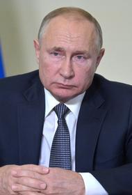 Путин заявил, что торопиться с официальным признанием талибов не следует