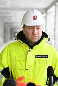 Андрей Бочкарёв: Началось благоустройство территории от станции метро «Сокольники» до парка