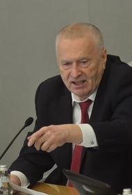 Жириновский заявил о необходимости частично восстановить домострой