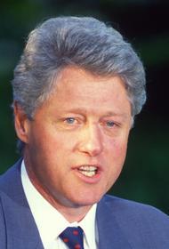 Бывшего президента США Билла Клинтона госпитализировали в Калифорнии