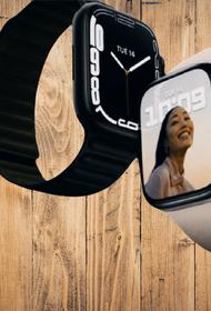 Появились новые Apple Watch 7