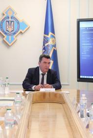 СНБО Украины утвердил санкции против 237 человек, участвующих в выборах в Госдуму в Крыму