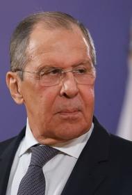 Лавров заявил, что Запад пытается оказывать давление на Россию из-за стабильного развития страны