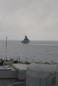 NetEase: если бы китайские корабли вмешались в инцидент с американским эсминцем Chafee в Японском море, то навредили бы России